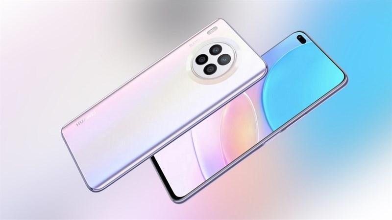 Smartphone nova 8i