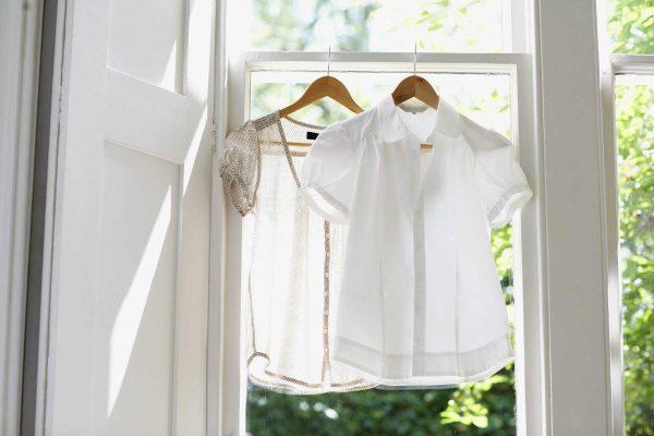 mẹo giữ quần áo trắng tinh như mới